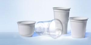Термоформованные стаканы