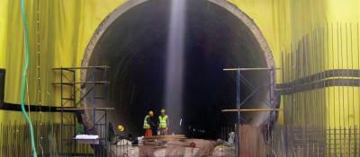 Tunnels and Underground