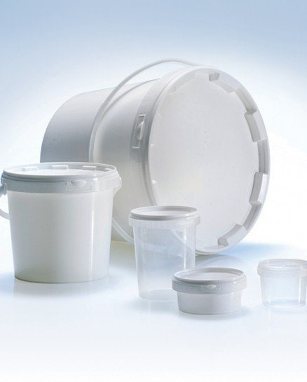 Injection / Buckets / Pails / Containers