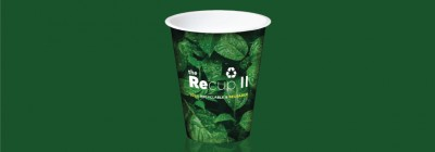"""Re-cup II: The environmental friendly, reusable solution for the """"on the go"""" market."""